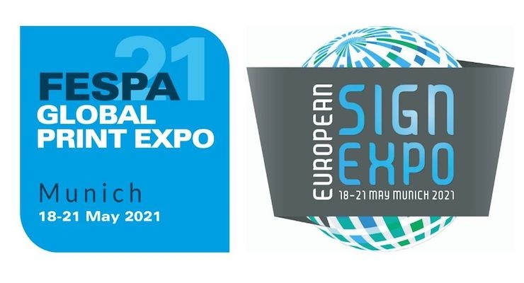 FESPA Returns to Munich for FESPA Global Print Expo 2021