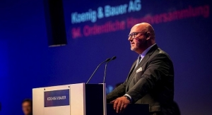 Dr. Raimund Klinkner is New Supervisory Board Chairman at Koenig & Bauer