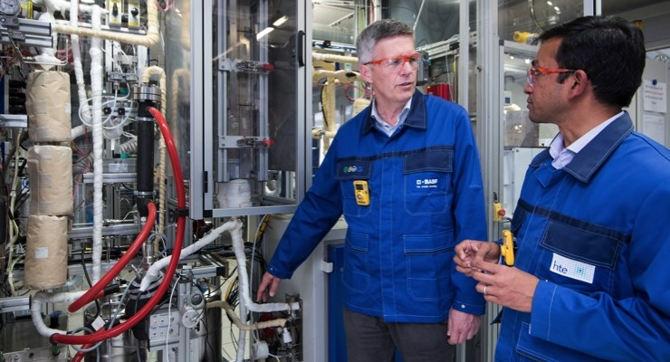 BASF Develops Process for Climate-friendly Methanol