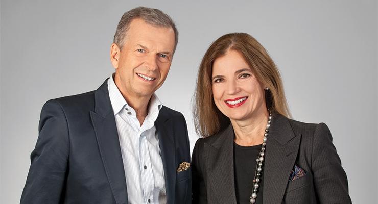 Elisabeth and Daniel Model