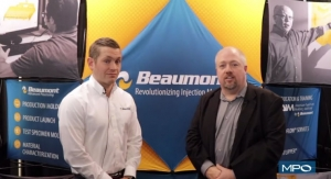 Injection Molding with Beaumont at BIOMEDevice Boston