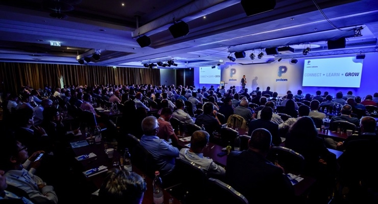 Third Prokom conference coming to Spain