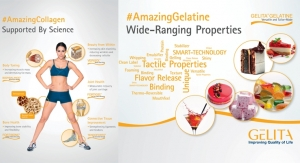 GELITA to Showcase Collagen and Gelatin Lineup