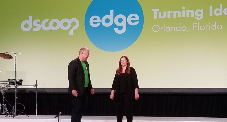 Dscoop brings 'Edge' to Orlando