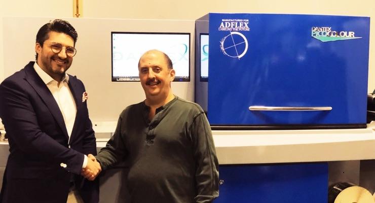 Adflex Corporation goes digital with Dantex