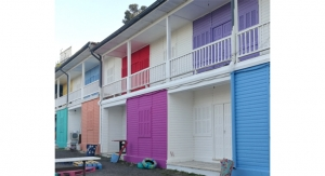 PPG Completes COLORFUL COMMUNITIES Project at SOS Femmes en Détresse