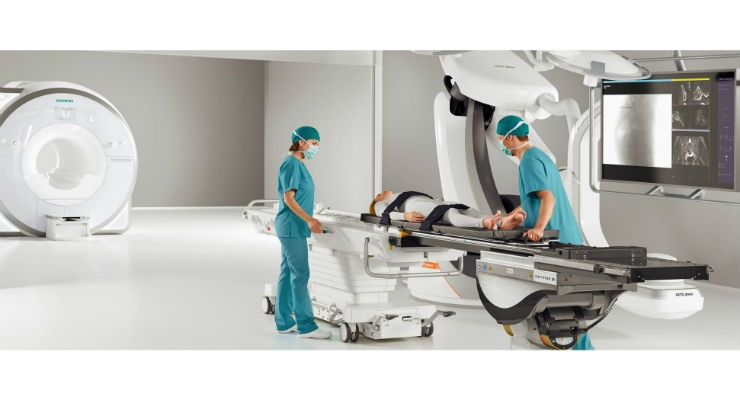 Getinge Launches the PILOT in Conjunction With Siemens Healthineers' Nexaris Angio-MR-CT