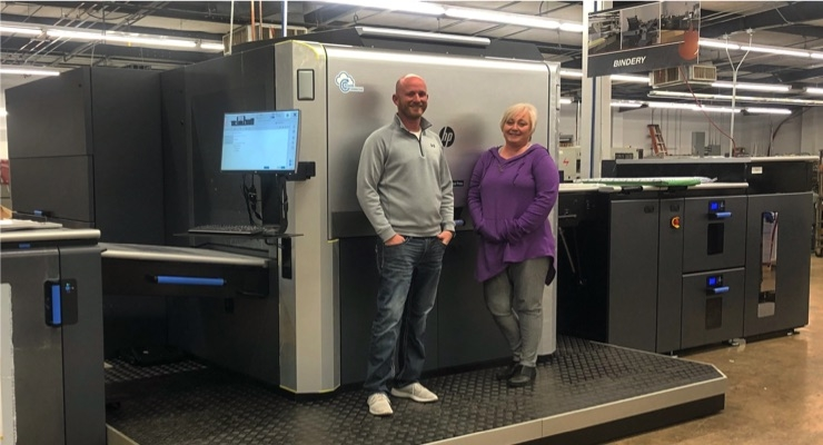 HOT Graphics Adds HP Indigo 12000 Digital Press