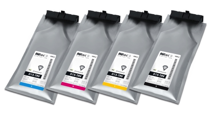NUtec Launches Eco-solvent Ink for TrueVIS VG, SG Printers