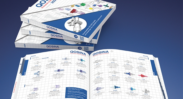 Qosina Releases 40th Anniversary Issue of Its Product Catalog