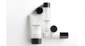 Giorgio Armani Beauty Debuts Armani Men