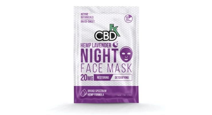 CBDfx Launches CBD Face Masks