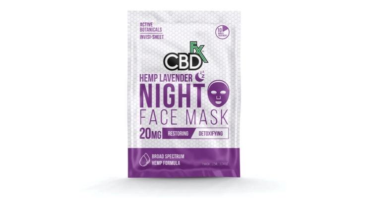 CBDfx Launches CBD Face Masks