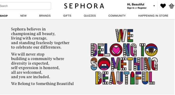 Sephora is Closed Today