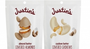 JUSTIN'S, ProAmpac Pioneer Sustainable High-Barrier FDA-Compliant Flexible Pouch Using PCR Content