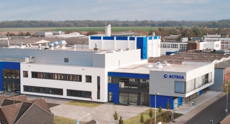ACTEGA Inaugurates New Innovation Center at Grevenbroich Research Site