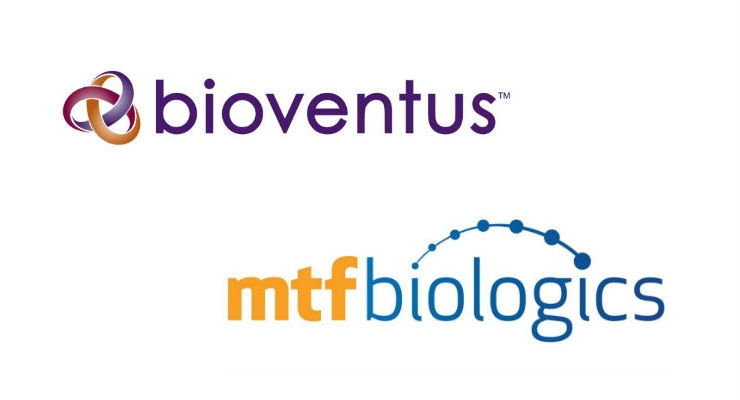 Bioventus & MTF Biologics to Develop Next-Gen Placental Tissue Product for Knee Arthritis