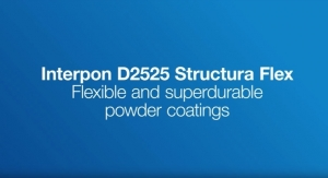 Interpon Structura Flex: Flexible, Superdurable Powder Coatings