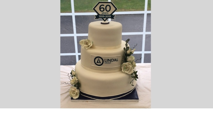 Lindal Celebrates 60th Anniversary