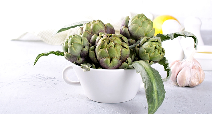 Neem Biotech Sponsors Garlic and Artichoke through ABC's Adopt-an-Herb Program