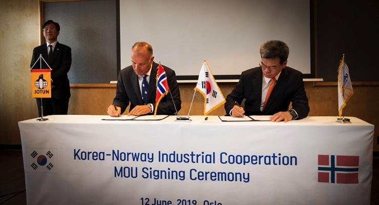 Jotun Signs Agreement with World