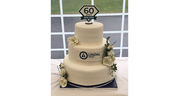 Lindal Group Celebrates 60th Anniversary