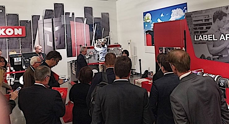 Xeikon Cafe North America Sees Evolving Benefits with Digital Printing