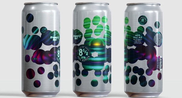 Wizard Labels helps Brouwerij West wrap beer cans with