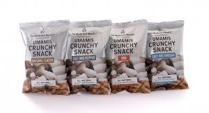 The Mushroom Benefits Launches Crunchy Mushroom Snack