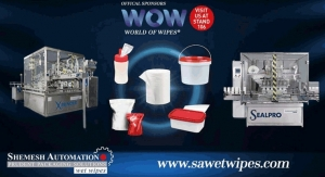 Shemesh Automation Wet Wipes