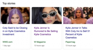 Will Coty Buy Kylie Cosmetics?