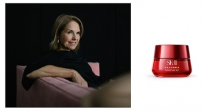 SK-II Announces Partnership With Katie Couric