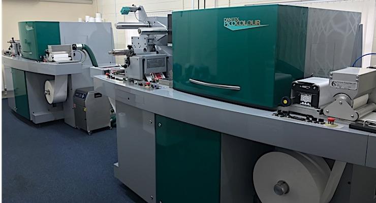 Cresta Labels invests in second Dantex PicoColour press