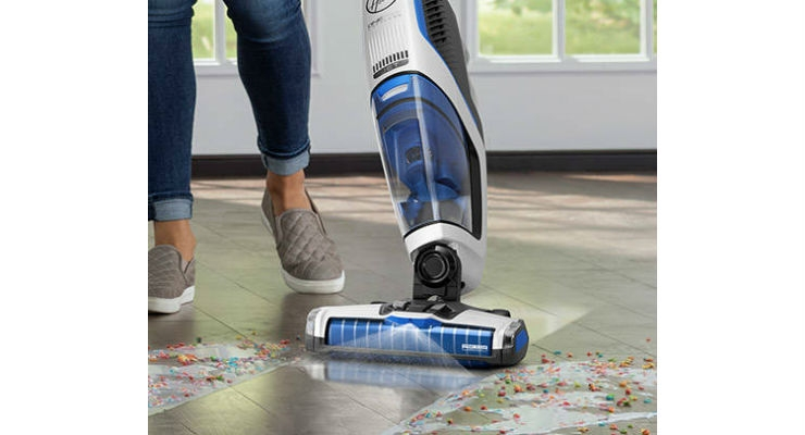 Vacuum and Wash Hard Surfaces in One Simple Step!
