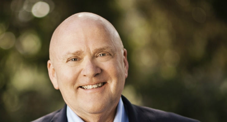 Garry Ridge has been CEO of WD-40 Company since 1997. Image courtesy of PRNewswire.