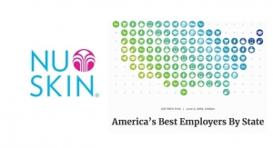 Nu Skin Named One of America