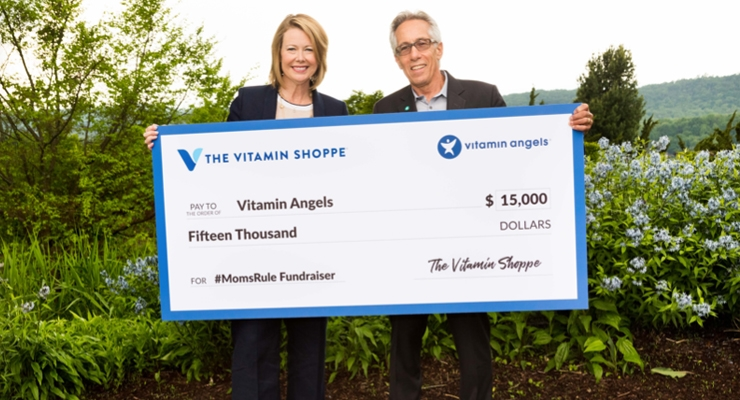 The Vitamin Shoppe Raises Over $700K for Vitamin Angels