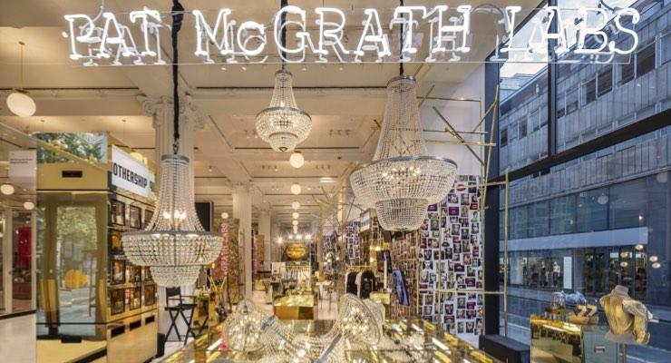 Pat McGrath Labs Expands at Selfridges