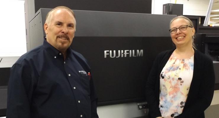 Wright Printing Installs Fujifilm's 3rd Generation J Press 750S