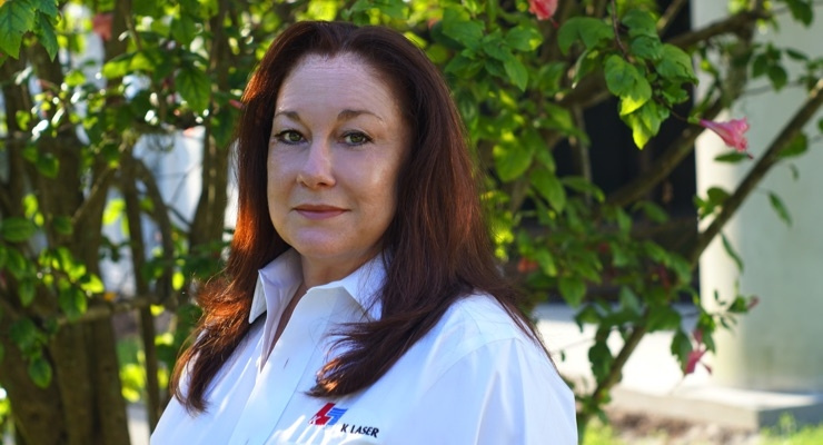 K Laser adds Margaret Apolito to Sales Support Team