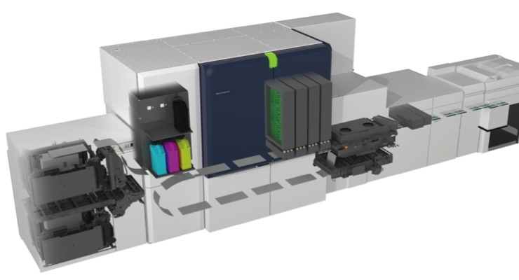 Xerox Advances Inkjet Technology with Baltoro HF Inkjet Press