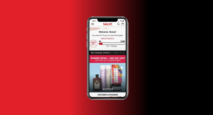 Sally Beauty Launches New Mobile App