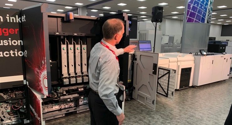 Xerox Launches Baltoro HF Inkjet Press