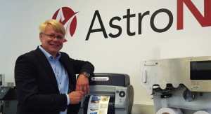 AstroNova celebrates 30th anniversary in Germany