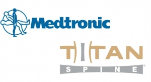 Medtronic Completes Titan Spine Acquisition
