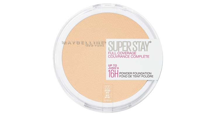 Maybelline Super Stay Full Coverage SKU.