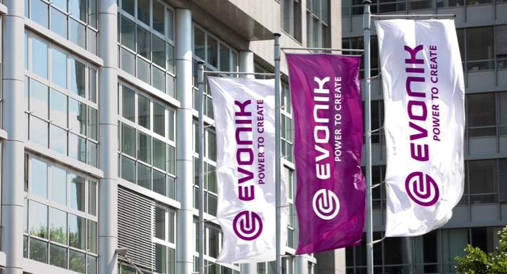 Evonik Expands Fumed Silica Capacity