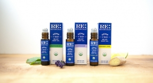RE Botanicals Launches CBD Body Oil Roll-On