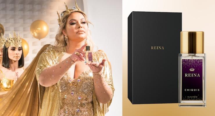 TV Star Chiquis Rivera Launches Signature Fragrance