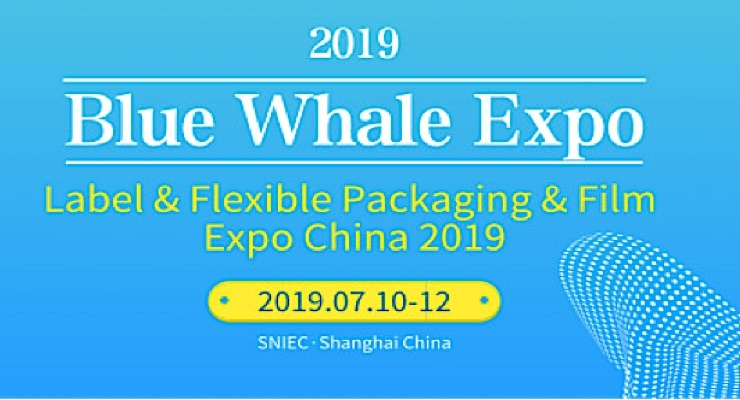 Blue Whale Expo 2019 approaches in Shanghai